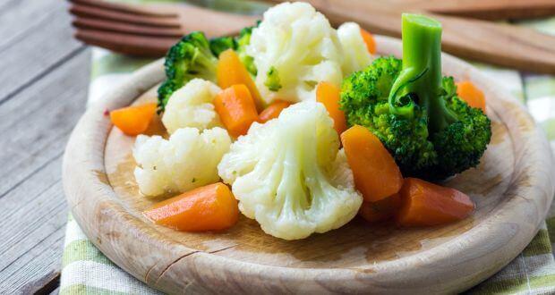 Nu distrugeti vitamina C prin fierberea legumelor