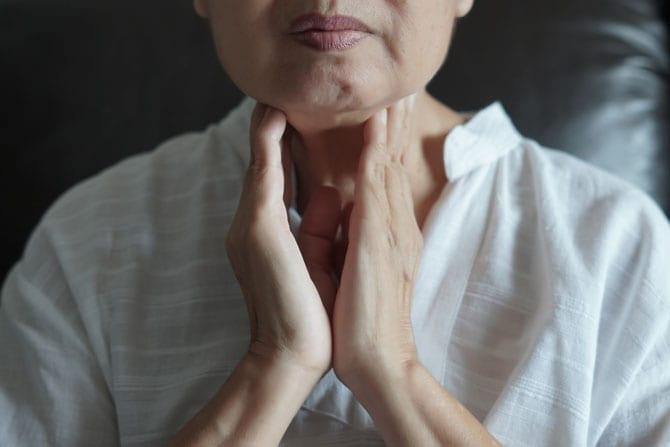Cancerul tiroidei