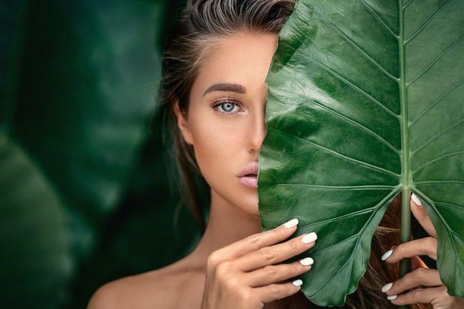 Plantele, aliate ale frumuseții