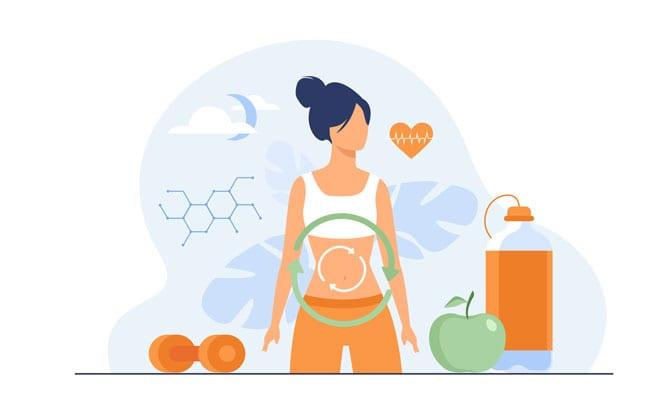 Digestia gastrică