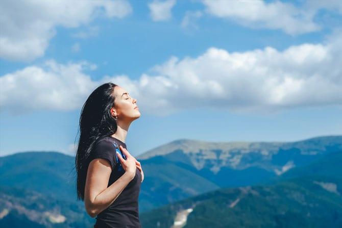 Reglarea respirației