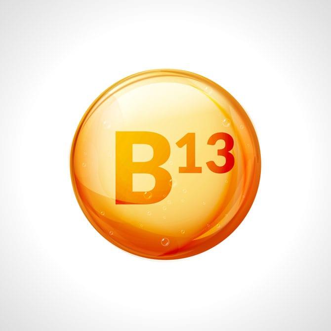 Vitamina B13 (Acid orotic) ce este?
