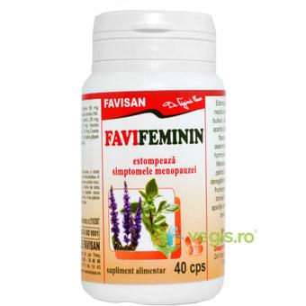 Favi Feminin 40cps